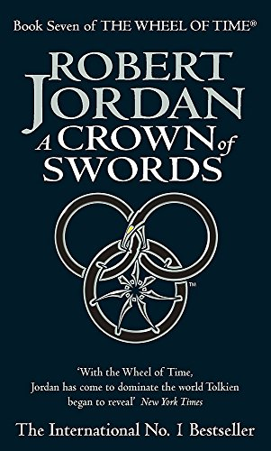 9781857234039: A Crown Of Swords: Book 7 of the Wheel of Time: 7/12