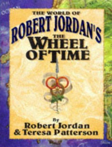 9781857235050: The World of Robert Jordan's The Wheel of Time