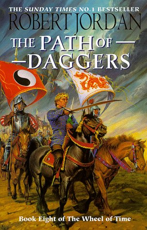 9781857235548: The Path Of Daggers: Book 8 of the Wheel of Time
