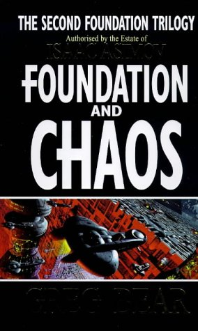 9781857235623: FOUNDATION AND CHAOS.