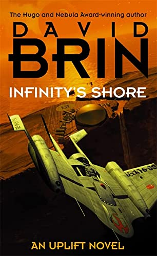 9781857235654: Infinity's Shore (The Second Uplift Trilogy #2)
