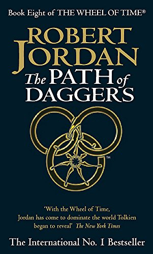 9781857235692: The Path Of Daggers: Book 8 of the Wheel of Time
