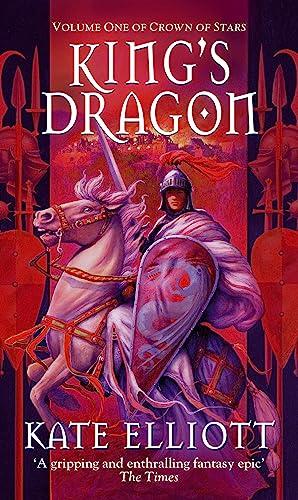 9781857236095: King's Dragon (Crown of Stars, Book 1)