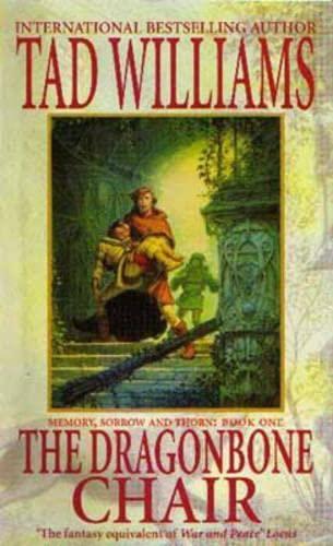 9781857236163: The Dragonbone Chair: Memory, Sorrow and Thorne Series: Book One (Memory, Sorrow & Thorn)