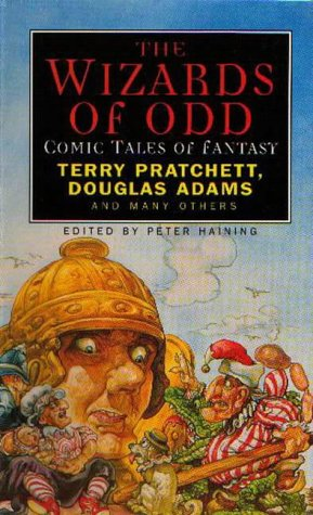 9781857236354: The Wizards of Odd : Comic Tales of Fantasy