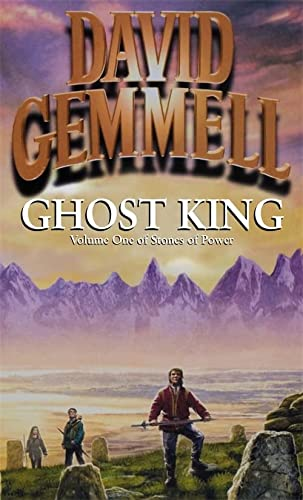 9781857236422: Ghost King (Sipstrassi: Stones of Power)