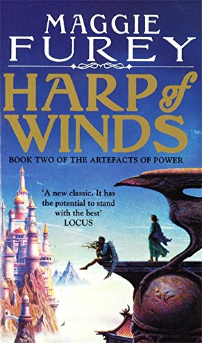9781857236521: Harp of Winds (Artefacts of Power)