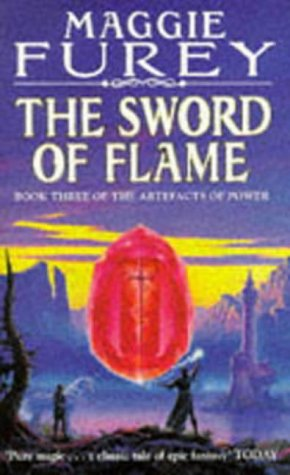 9781857236538: The Sword of Flame (Artefacts of Power)