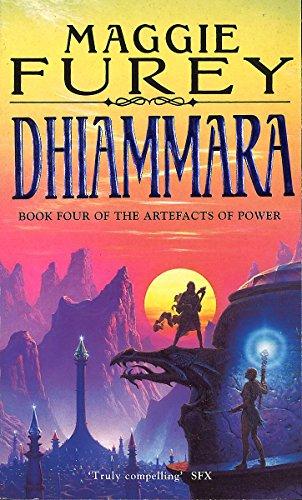9781857236545: Dhiammara (Artefacts of Power S.)