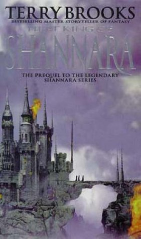9781857236552: The First King Of Shannara (Prequel to the Shannara series)