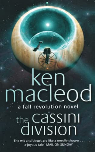 9781857237306: The Cassini Division: Book Three: The  Fall Revolution Series: A Fall Revolution Novel