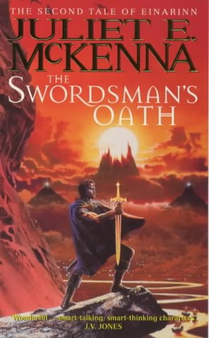 9781857237405: The Swordsman's Oath: Book Two: The Tales of Einarinn (Second Tale of Einarinn)