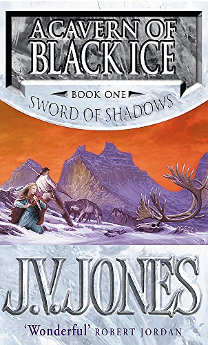 9781857237436: A Cavern of Black Ice (The Sword of Shadows)