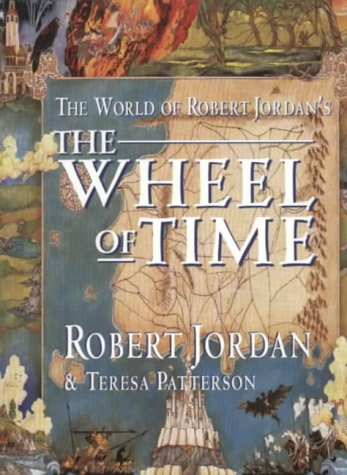 9781857237443: World Of Robert Jordan's Wheel Of Time