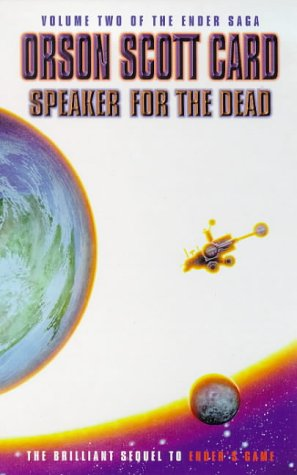 9781857238570: Speaker For The Dead: Book 2 in the Ender Saga