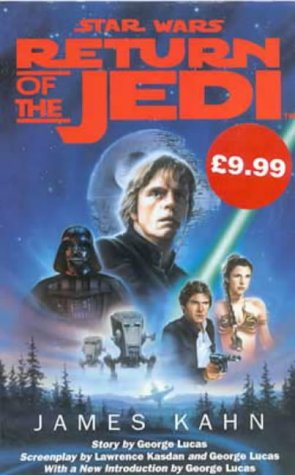 9781857239447: Star Wars Episode 6: Return Of The Jedi: Star Wars Series: Book Three