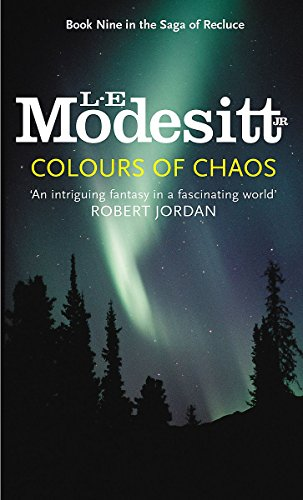 9781857239577: Colours of Chaos (Recluce)