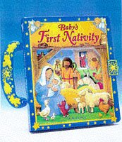 The Baby's First Nativity (9781857244809) by Singer, Muff; Stevenson, Peter