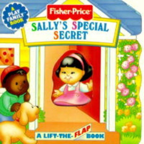 Sonya's Special Secret (Play Family Mini Flap Books) (9781857246803) by Elizabeth Pappas