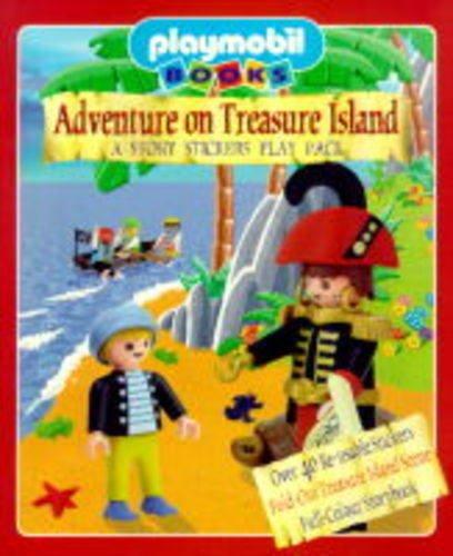 9781857246865: Adventure on Treasure Island (Playmobil play stickers)