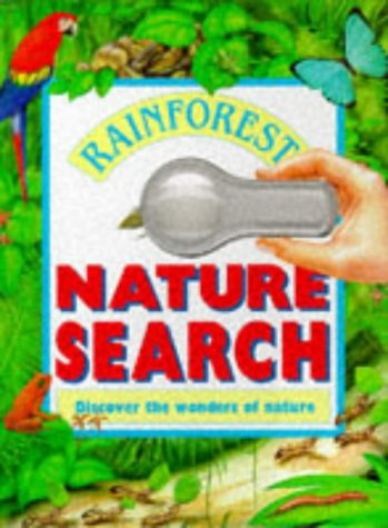 9781857248074: Rainforests (Nature Search)