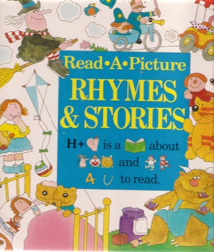 9781857248401: Read a Picture Rhymes & Stories