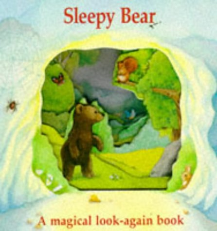 9781857248579: Sleepy Bear (Magic Windows: Pull the Tabs! Change the Pictures!)