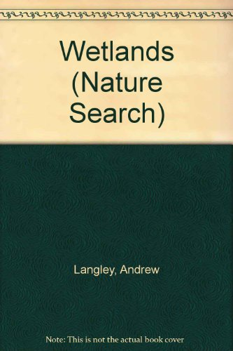 9781857248623: Wetlands (Nature Search)