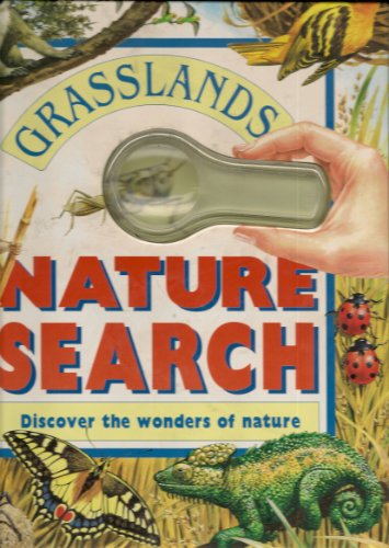 Grasslands (Nature Search): Paul Sterry, Andrew