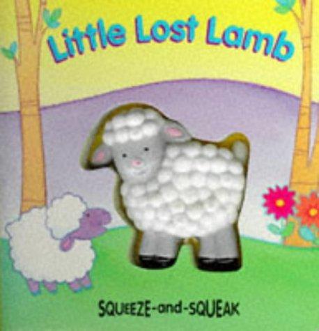 9781857248791: Little Lost Lamb (Squeeze & Squeak Books)