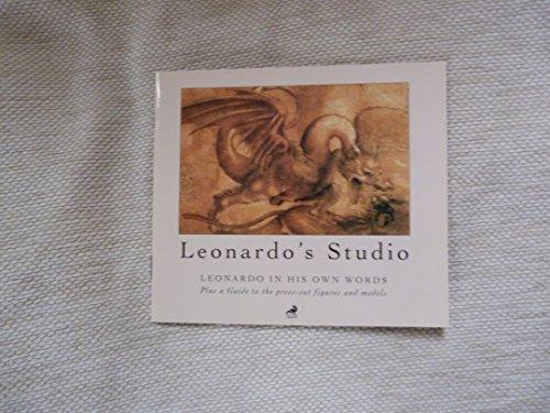 9781857251456: Leonardo's Studio: A Pop-up Portfolio