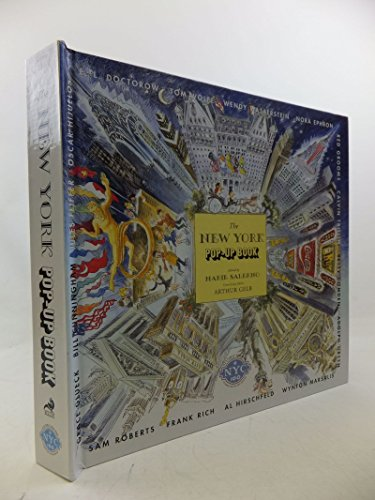 9781857251463: The New York Pop-Up Book