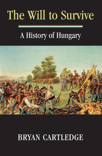 9781857252125: The Will to Survive: A History of Hungary