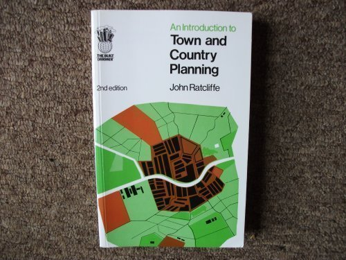 9781857280128: An Introduction To Town And Country Planning (Built Environment)