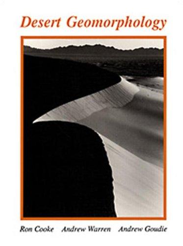 9781857280173: Desert Geomorphology