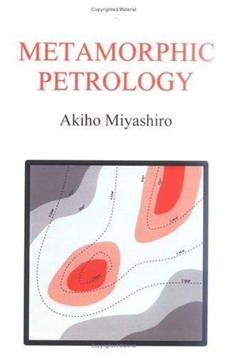 9781857280388: Metamorphic Petrology