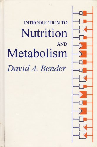 9781857280784: Introduction To Nutrition And Metabolism, Fourth Edition
