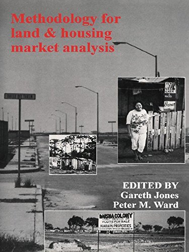 9781857280920: Methodology For Land And Housing Market Analysis