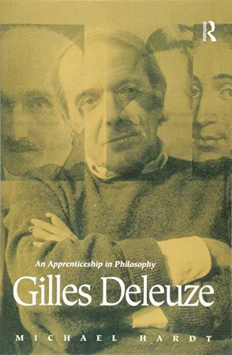 9781857281439: Gilles Deleuze: An Apprenticeship In Philosophy