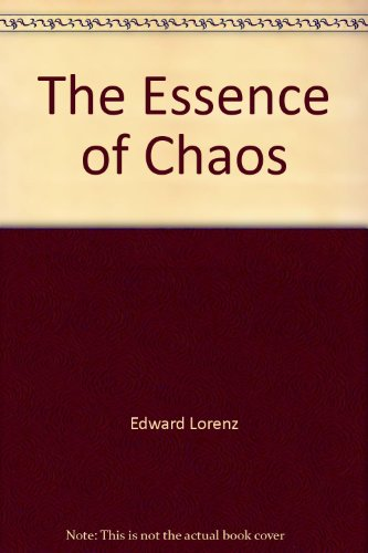 9781857281873: The Essence of Chaos