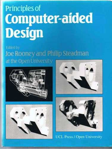 9781857282221: Principles Of Computer-Aided Design
