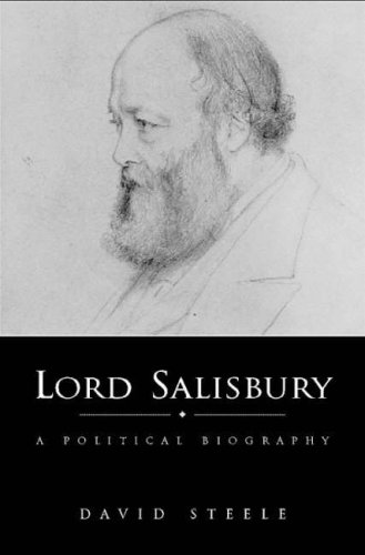 9781857283266: Lord Salisbury