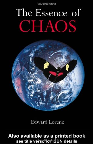 9781857284546: The Essence Of Chaos