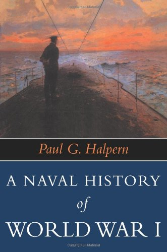 9781857284980: A Naval History Of World War I