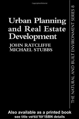 9781857285642: Urban Planning And Real Estate Development (Natural and Built Environment Series)