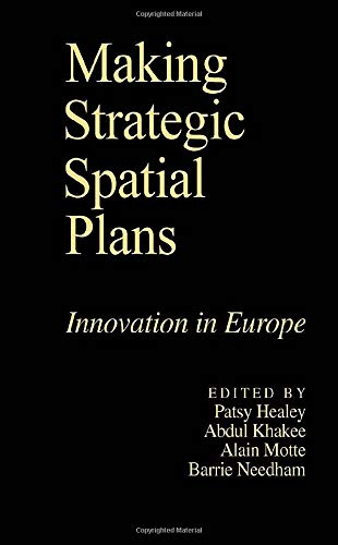 9781857286632: Making Strategic Spatial Plans