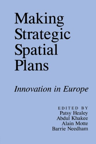 9781857286649: Making Strategic Spatial Plans