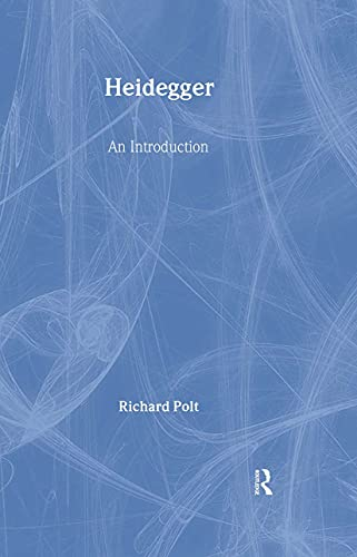 9781857287196: Heidegger: An Introduction