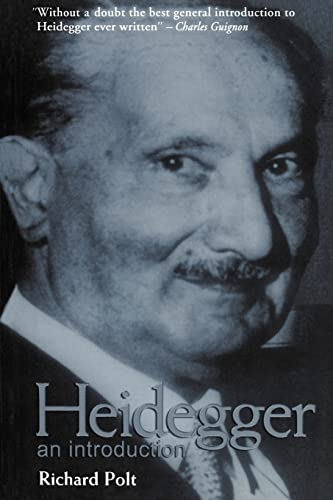 9781857287202: Heidegger: An Introduction