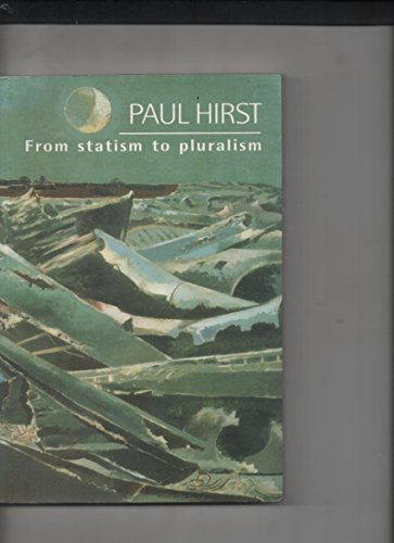 9781857287509: From Statism To Pluralism: Democracy, Civil Society And Global Politics